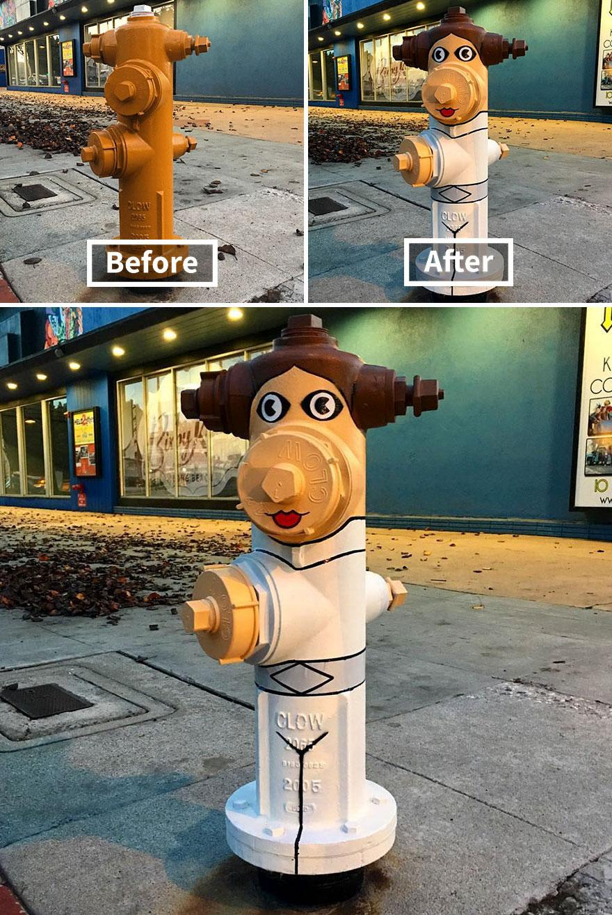 چی بود، چی شد! هنر نقاشی خیابانی